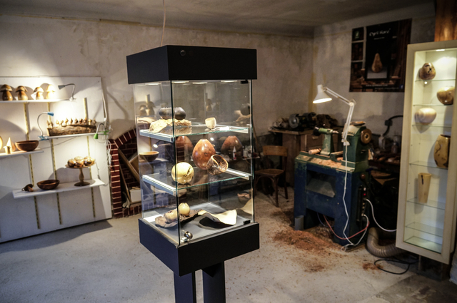 Boutique atelier Cyril Moré